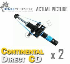 2 x CONTINENTAL DIRECT FRONT SHOCK ABSORBERS STRUTS SHOCKERS OE QUALITY GS3027F