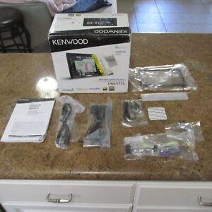 Kenwood DNX577S Digital multimedia receiver GPS NAVIGATION CD DVD (See Details)