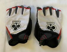 Brand New - Colnago Cycling Gloves - White - Large