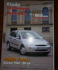 NEUF de STOCK ! Revue technique FORD FOCUS diesel TDdi 90 ch RTA ETP637.03.2001