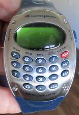 Vintage Calculator Watch Champion CPD102DG-D45