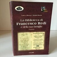 Catalogo Mangani Martini La Biblioteca Di Francesco Redi E Della Sua Famiglia