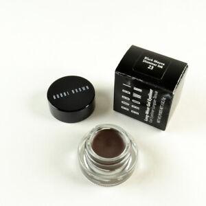 Bobbi Brown Long-Wear Gel Eyeliner BLACK MAUVE Shimmer Ink 23 - Size 0.1 Oz / 3g