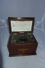 More details for gecophone crystal detector wireless radio set no 1 bbc 102 b.c 1001 9900