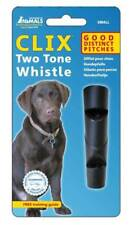 Company of Animals Clix Two Tone Whistle - Training Aid - Distinct Pitches
