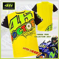 T-shirt Vr46 gialla bimbo Valentino Rossi MotoGP Collezione 2017 Maglietta 6/7