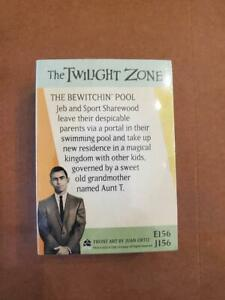 THE TWILIGHT ZONE ARCHIVES 2020 EDITION - COMPLETE BASE SET (64 CARDS)