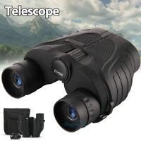 10X25 Zoom HD Binoculars Day Night Vision BAK4 FMC High Power Waterproof+Case
