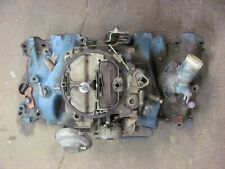 1977 77 Corvette L82 Carb Amp Intake Manifold 17057211 Date 1197 346249 G 8 7