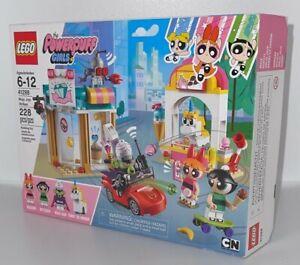 LEGO Powerpuff Girls #41288 Mojo Jojo Strikes 228 pc Building Set