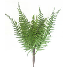 Artificial Fern Bush