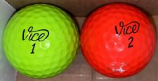 New listing Vice Vice Pro Plus Neon Golf Balls