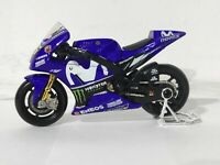 Maisto 1:18 Valentino Rossi Movistar Yamaha Toy model Motorcycle motorbike Blue