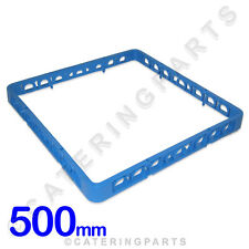 500 X 500 X 45 HEIGHT EXTENDERS FOR POLI-RACK DISH-WASHER RACKS / TRAY EXTENSION
