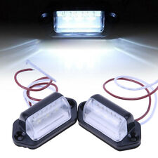 LED Truck Caravan Trailer Number Licence Plate Light 10 30V Rear Tail Boat