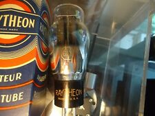 RAYTHEON 6A3 NOS USA MADE NEW OLD STOCK TESTED BOXED VINTAGE VALVE TUBE