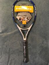 New listing Brand New Head Ti.S1 Supreme White and Blue Tennis Racquet, Grip Size 4 and 3/8