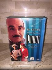 Poirot - The Complete Collection (DVD, 2002, 4-Disc Set)