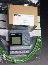 Siemens LOGO Modul 6ED1 052-1MD00-0BA8  12/24RCE mit Display 8E 4 R FS.04 Eu