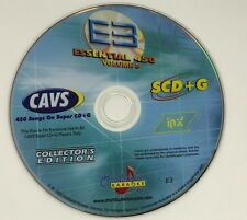 CHARTBUSTER KARAOKE ESSENTIAL 450 VOL 3 ES450 COLLECTOR'S EDITION SUPER CD+G E3