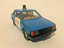 Corgi Ford Escort Police Car MK 3 1300 GL #334 with opening doors  -1980s