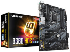 Placa base Gigabyte B360 HD3 1151 Matx