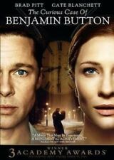 The Curious Case Of Benjamin Button [New DVD]