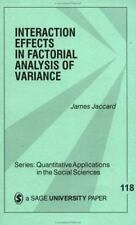 Interaction Effects in Factorial Analysis of Variance (Quantitative-ExLibrary
