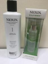 NIOXIN SYSTEM 1 SCALP THERAPY CONDITIONER 10.1 WITH FREE SCALP RENEW TREATMENT 1