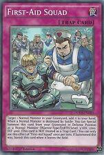 YU-GI-OH CARD: FIRST-AID SQUAD - DOCS-EN080 1st EDITION