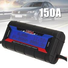 150A Watt Meter Power Analyser Digital LCD Volt Amp Fit For Solar Caravan