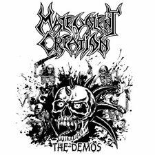 MALEVOLENT CREATION - The Demos 2CD, NEU