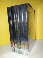 Aquarion Dvd Serie quasi Completa Mediafilm 5 Dvd  (Manca dvd n 4)  Sigillati