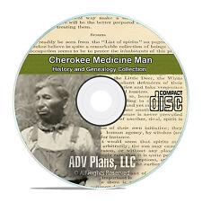 Old Time Folk Medicine, Cherokee Healing, Indian Holistic Cures CD V81