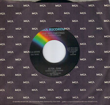 ELTON JOHN  Step Into Christmas / Ho Ho Ho  rare 45 from 1973