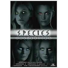 Species Collection - 5-Pack (DVD, 2008, 5-Disc Set) - NEW!!