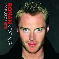 RONAN KEATING 10 YEARS OF HITS CD NEW