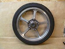 Honda 700 Super Magna VF VF700 Used Original Front Wheel Rim 1987 #HW