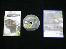 JEU Sony PLAYSTATION 2 / PS2 : NEED FOR SPEED PROSTREET (complet, envoi suivi)