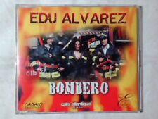 EDU ALVAREZ Bombero cd singolo RARISSIMO