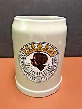 New listing Vintage German Beer Stein Mug 0.5L Freiherrl v Tucher sche Brauerei Nurnberg