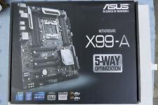 Asus x99 - A Mainboard LGA 2011-V3, DDR 4, 5 WAY OPTIMATION