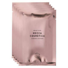 Mecca Cosmetica Bright Eyed Hydrogel Eye Mask Dark Circles Face Beauty