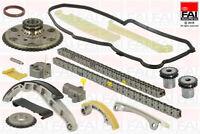 Timing Chain Kit To Fit Nissan Np300 Navara (D40) 2.5 Dci (Yd25ddti) 01/10- Fai