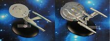Eaglemoss STAR TREK USS Enterprise NCC 1701 REFIT NX-01 Model Starship Set 2