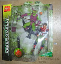 "Marvel Select GREEN GOBLIN 7"" Action Figure by Diamond Select Toys MOC"