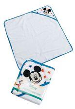 Disney Serviette De Bain à Capuchon Mickey Mouse Pour Bébé 76x76 cm