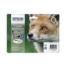 ORIGINALI EPSON T1285 BK C M Y PER Epson Stylus SX235W SX430W SX435W SX130