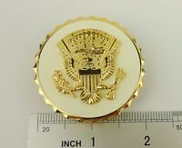 UNITED STATES U.S. VICE PRESIDENTIAL SERVICE BADGE insignia eagle PIN-0590
