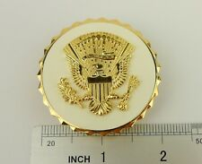 VICE PRESIDENTIAL SERVICE BADGE OF UNITED STATES PIN-0590